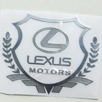 Наклейка на автомобиль Lexus