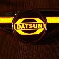 Светодиодный поворотник с логотипом Datsun