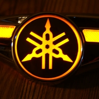 Светодиодный поворотник с логотипом Yamaha
