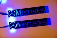 подсветка салона mercedes подсветка салона