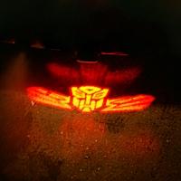 Проектор заднего бампера AUTOBOT