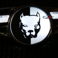 Светодиодный поворотник Pitbull
