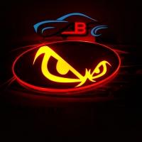 Светящийся логотип Я злой