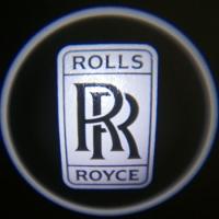 Подсветка дверей с логотипом Rolls Royce 5W mini