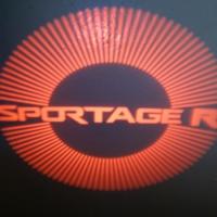 Подсветка дверей с логотипом Sportage  R 5W mini