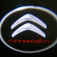 Врезная подсветка дверей CITROEN 7W