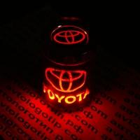 Пепельница с подсветкой логотипа Toyota