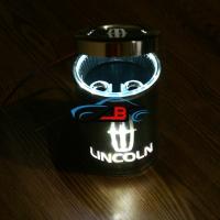 Пепельница с подсветкой логотипа Lincoln