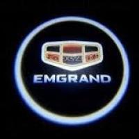 Врезная подсветка дверей Emgrand 5W