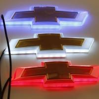 4D светящийся логотип CHEVROLET