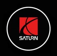 Подсветка дверей с логотипом Saturn 5W mini