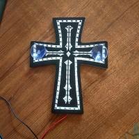 Светодиодный крест двухконтурный