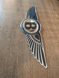 эмблема в стиле bentley спецзаказы