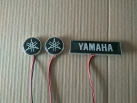 2d светящийся логотип yamaha на мотоцикл мотоциклы
