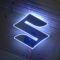 Светящийся зеркальный SUZUKI SX4, Grand Vitara, Escudo