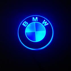 2D светящийся логотип BMW moto