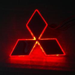 Светящийся логотип MITSUBISHI LIONCEL