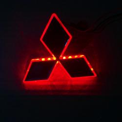 Светящийся логотип MITSUBISHI ASX