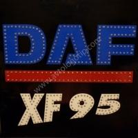 Светодиодный логотип для грузовика DAF XF95