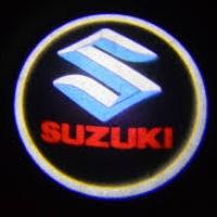 Проектор логотипа на мотоцикл Suzuki
