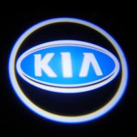 Подсветка дверей с логотипом KIA 5W mini