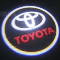Подсветка дверей с логотипом Toyota 5W mini