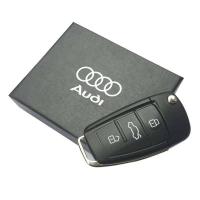 USB флешка с логотипом Audi