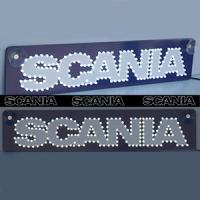 Светодиодная табличка Scania