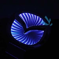 3D светящийся логотип Mazda 10,1см*8см