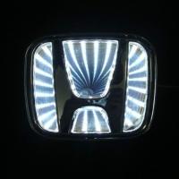 3D светящийся логотип Honda 6,5см*5,5см