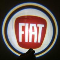 Врезная подсветка дверей FIAT 5W