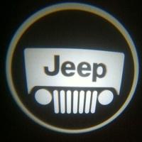 Подсветка дверей с логотипом Jeep 5W mini