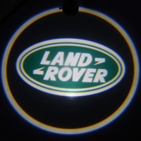 Беспроводная подсветка дверей с логотипом Land Rover