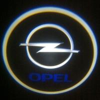Подсветка дверей с логотипом Opel 5W mini