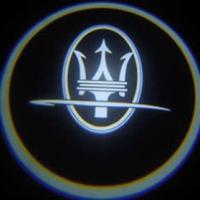 Подсветка дверей с логотипом Maseratti 5W mini