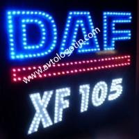 Светящийся логотип для грузовика DAF XF105
