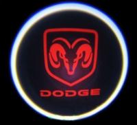 Врезная подсветка дверей DODGE 7W