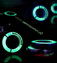 подсветка замка зажигания 5,2*2,5см подсветка замка зажигания