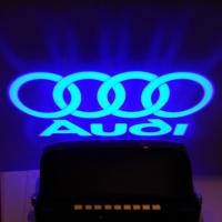 Проектор заднего бампера AUDI