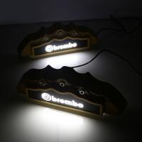 Светящиеся накладки Brembo на суппорта