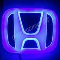 4D светящийся логотип HONDA 9*7,55см