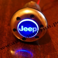 Рукоятка для КПП с подсветкой Jeep