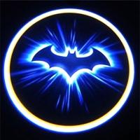 Врезная подсветка дверей Betmen 7W