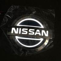 5D светящийся логотип Nissan 11,7см*10см