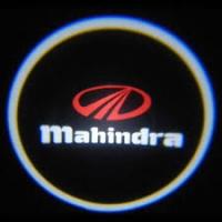 Подсветка дверей с логотипом Mahindra 5W mini