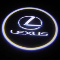 Подсветка дверей с логотипом Lexus 5W mini