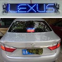 Стоп сигнал с логотип Lexus