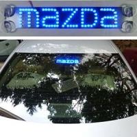 Стоп сигнал с логотип Mazda