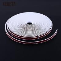 Лента для отделки дисков белая
