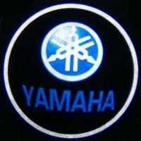 Беспроводная подсветка дверей с логотипом yamaha 5W